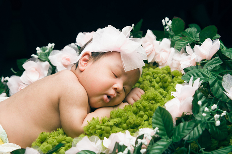 infant photography baby