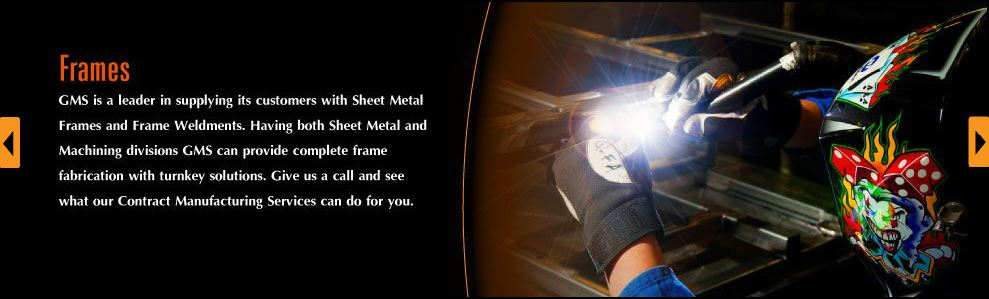 Sheet Metal Product Photography